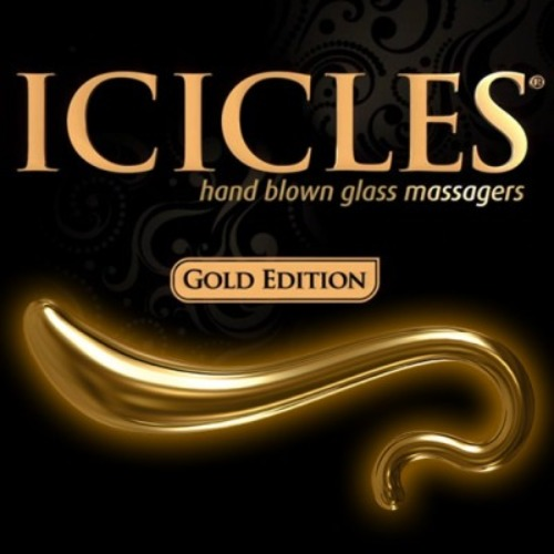 PIPEDREAM pd298127ICICLES GOLD EDITION G02 - GOLD""